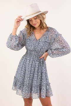Lovestitch  Ditsy floral play dress - Product List Image