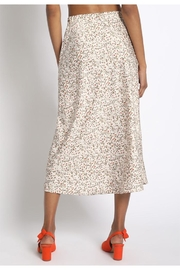 Sans Souci Ditsy Floral Skirt - Side cropped