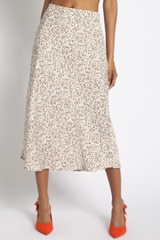 Sans Souci Ditsy Floral Skirt - Front cropped