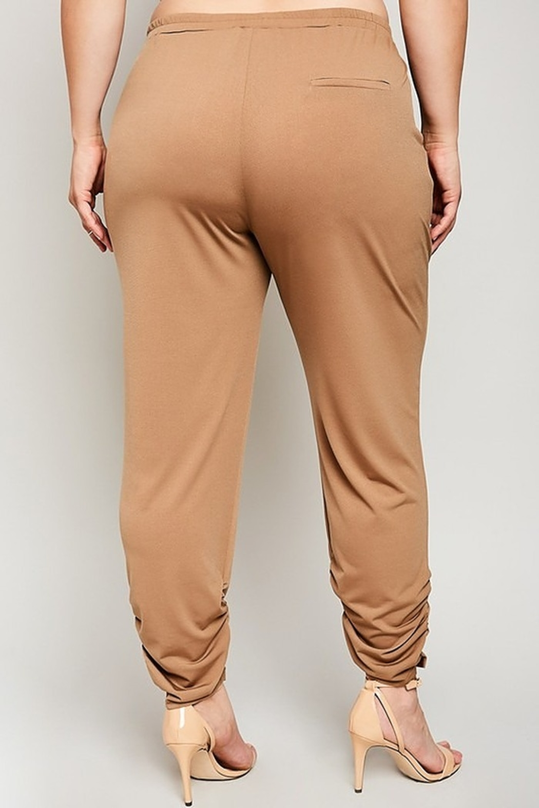 HAYDEN LOS ANGLES Divas Kate Pants - Front Full Image