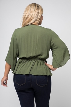 Curve Market  Divas Rosalie Top - Alternate List Image