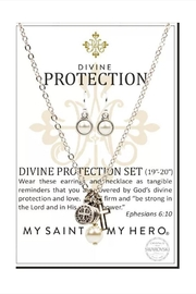 My Saint My Hero Divine Protection Set - Product Mini Image