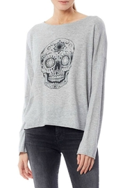 360 Cashmere Dixie Sweater - Front cropped
