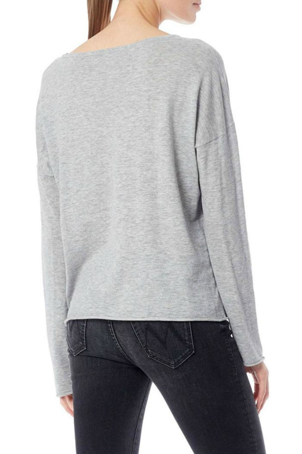 360 Cashmere Dixie Sweater - Front Full Image