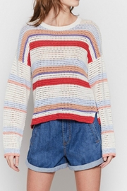 Joie Diza Stripe Sweater - Product Mini Image