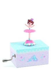 Djeco Ballerina Music Box - Front cropped
