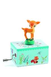 Djeco Fawn Music Box - Front cropped