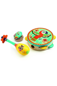Shoptiques Product: Music Instrument Set