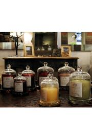 Djuna Cognac Candle - Medium - Back cropped