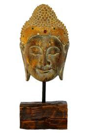 Shoptiques Product: Decorative Buddha Head