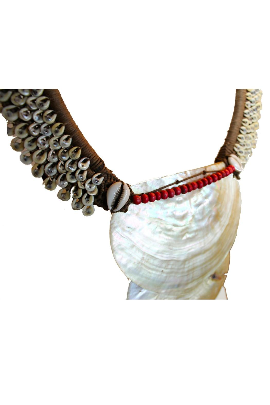 Decorative Shell Necklace