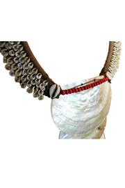 Shoptiques Product: Decorative Shell Necklace - Front full body