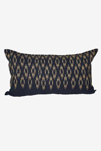 Shoptiques Product: Ikat Print Pillow - main