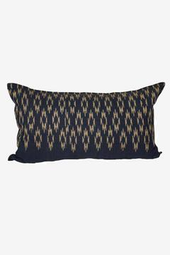 Shoptiques Product: Ikat Print Pillow
