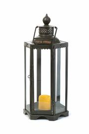 Shoptiques Product: Large Black Lantern
