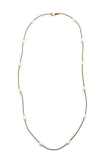 Djuna Pearl Necklace - Main Image