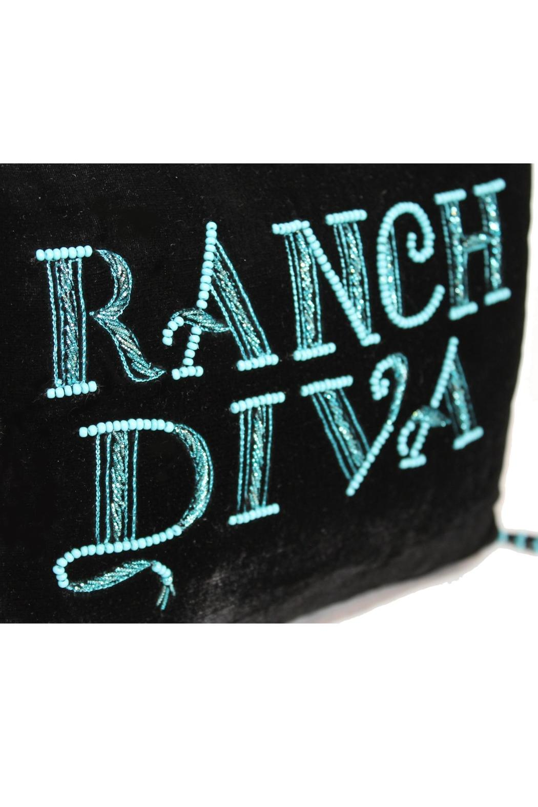 Djuna Ranch Diva Pillow - Front Full Image