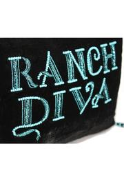 Djuna Ranch Diva Pillow - Front full body