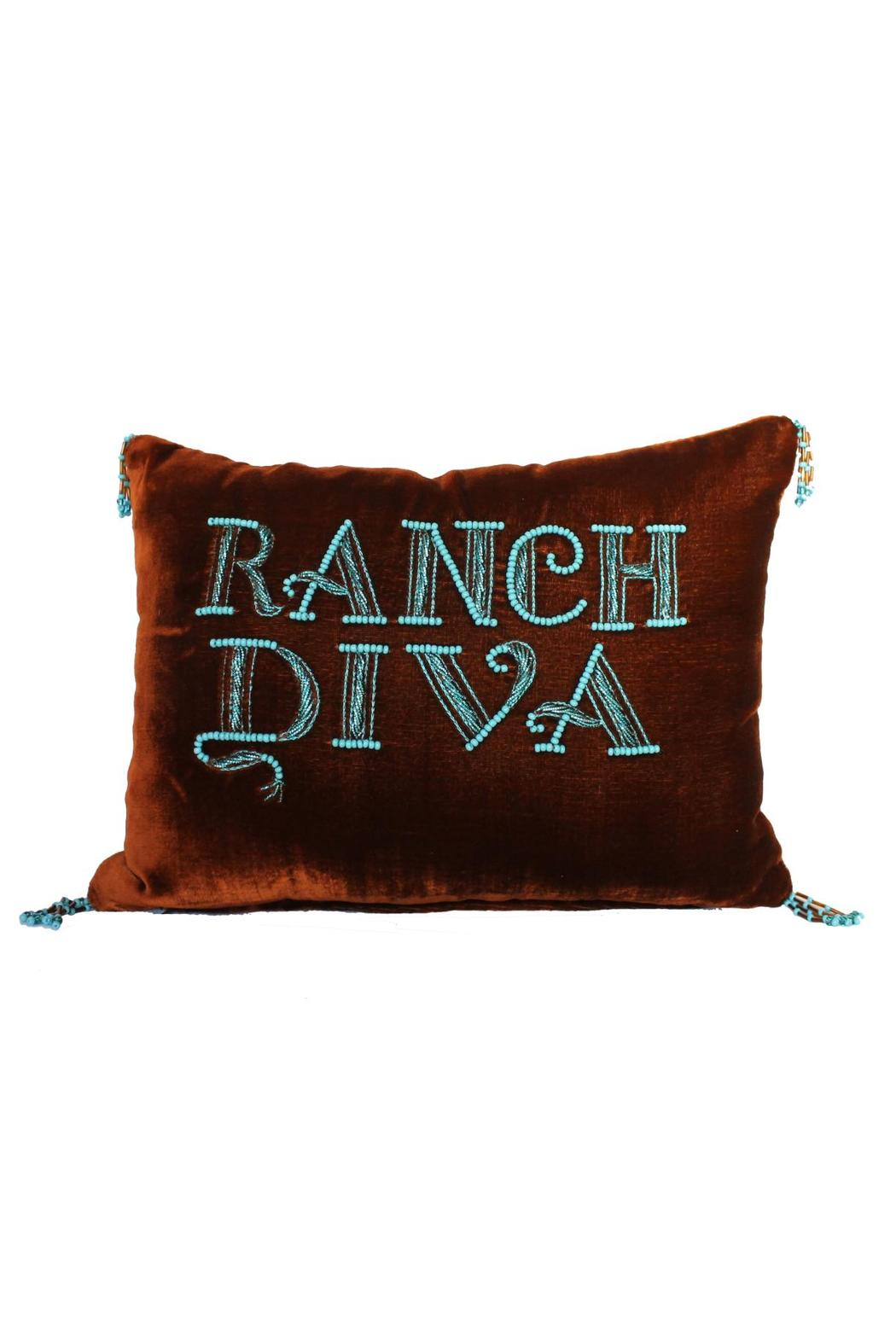 Djuna Ranch Diva Pillow - Main Image