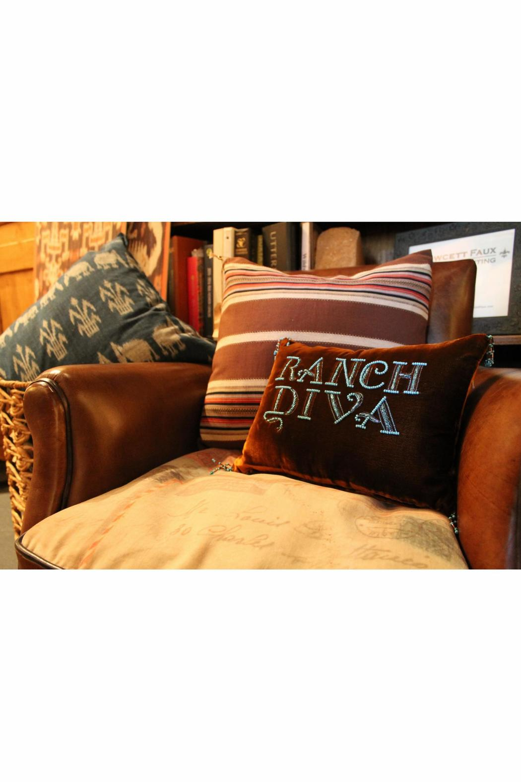 Djuna Ranch Diva Pillow - Side Cropped Image
