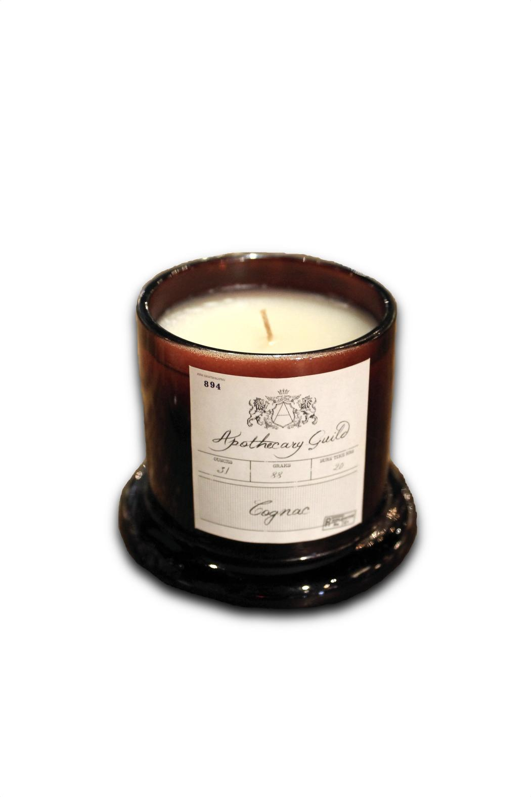 Djuna Scented Candle Small - Front Full Image