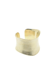 Djuna Silver Plated Cuff - Product Mini Image