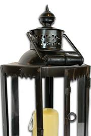 Shoptiques Product: Small Black Lantern - Front full body