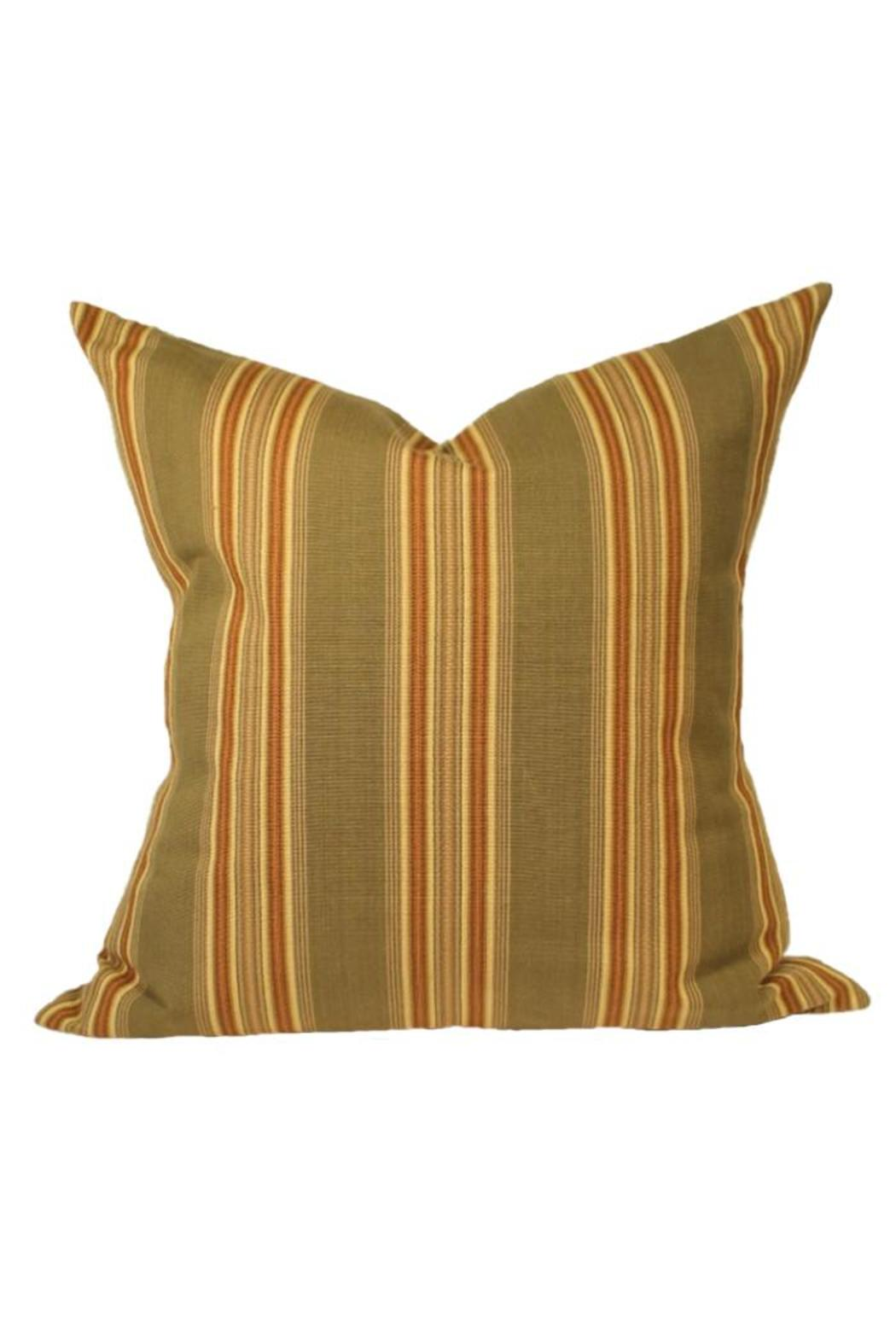 Stripe Pillow Large