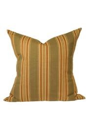 Shoptiques Product: Stripe Pillow Large - Front cropped
