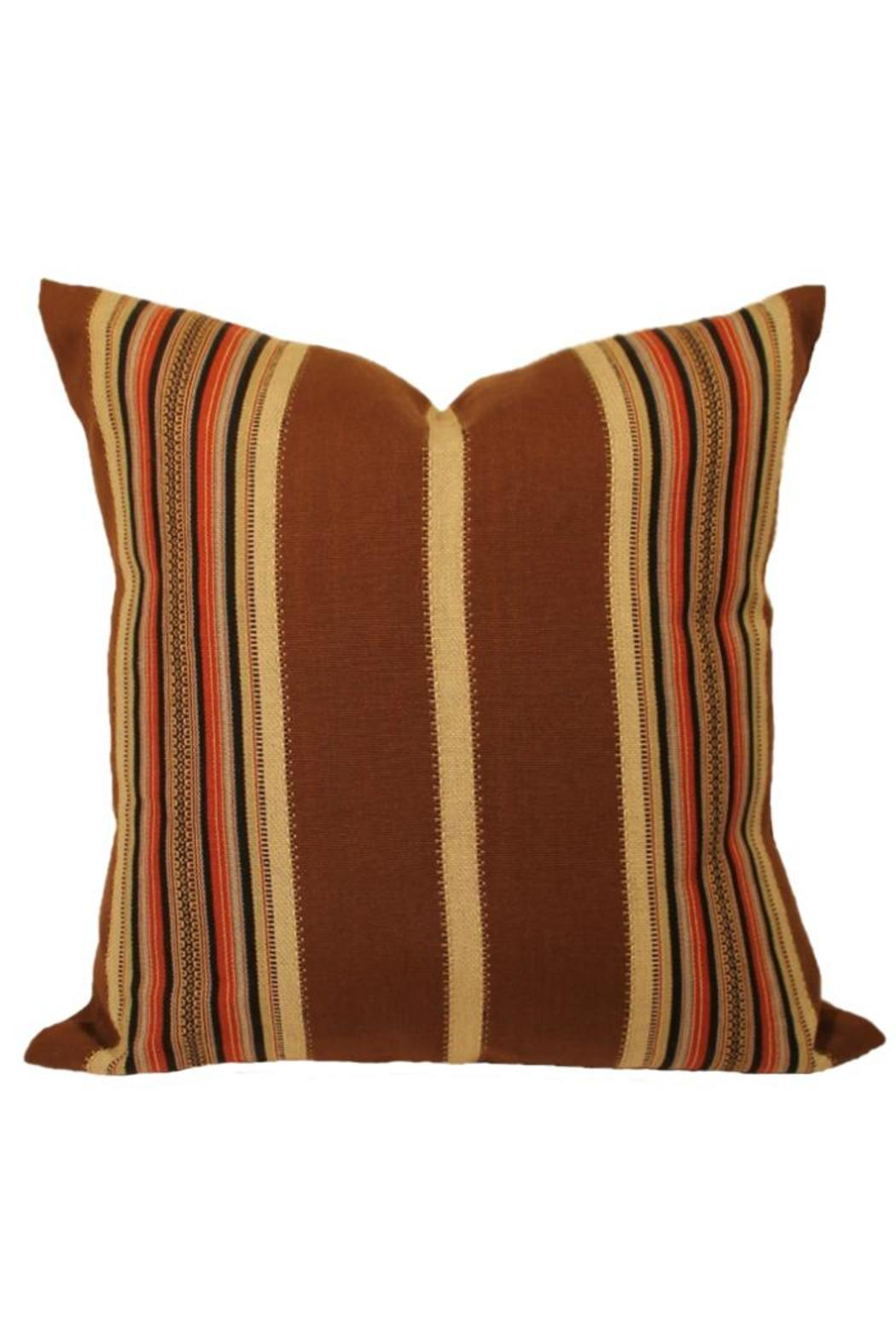 Djuna Striped Pillow Small - Front Full Image