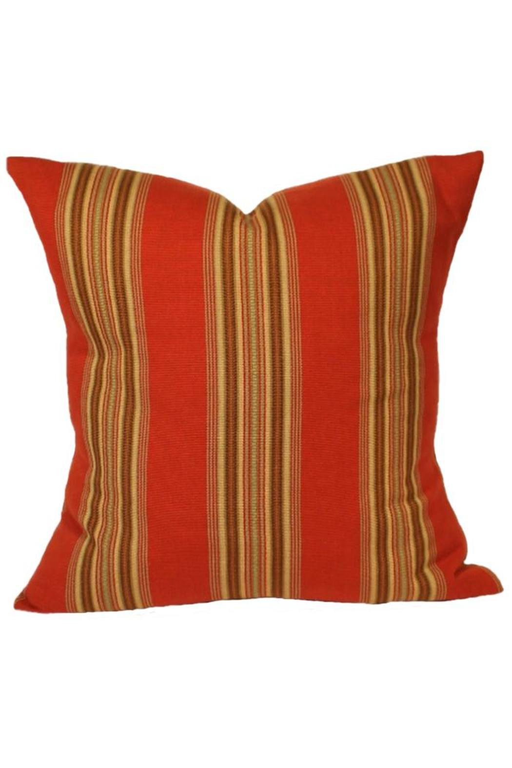 Djuna Striped Pillow Small - Front Cropped Image