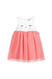 DKNY Pink Sparkly Dress - Product Mini Image