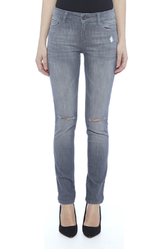 Shoptiques Product: Florence Grey Skinny-Jean
