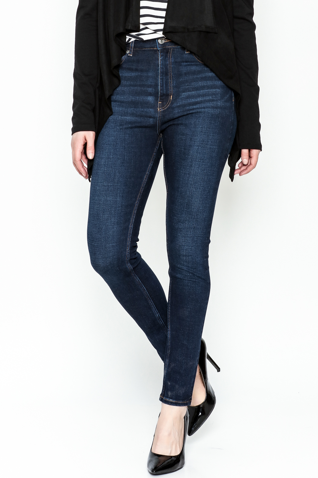 DL 1961 Florence Jeans - Main Image