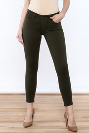 DL 1961 Margaux Ankle Skinny Jeans - Product Mini Image