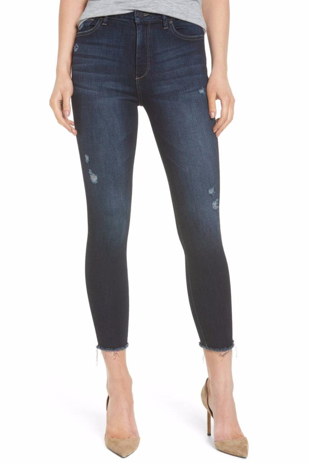 DL1961 Chrissy High Rise Jeans - Main Image