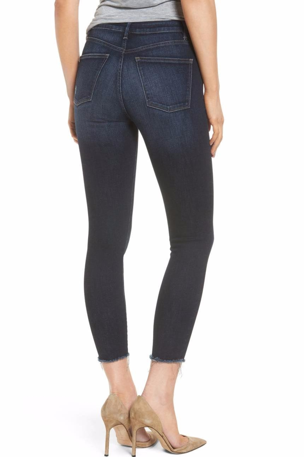 DL1961 Chrissy High Rise Jeans - Front Full Image