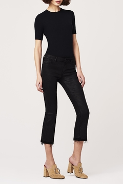 DL1961 Coated Crop Jeans - Product List Image