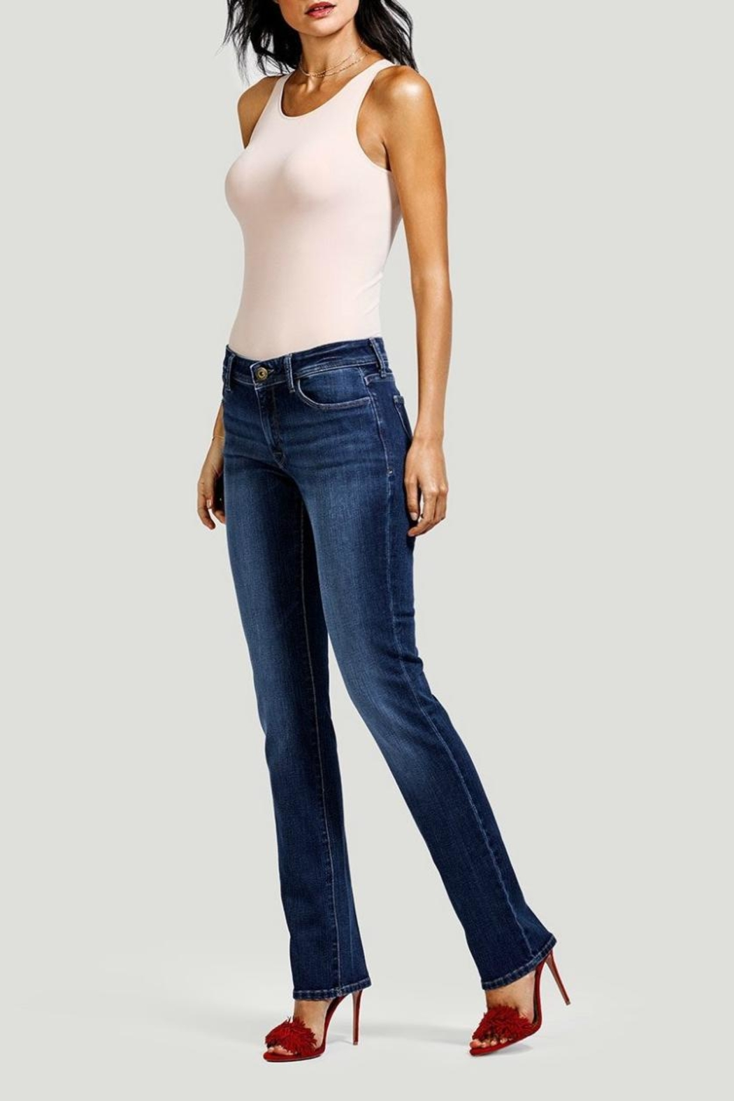 DL1961 Curvy Coco Pacific Jeans - Main Image