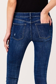 DL1961 Destructed Knee Skinny Jeans - Other