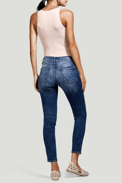DL1961 Exposed Button Ankle Skinny - Alternate List Image