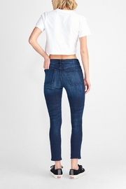 DL1961 Florence Cropped Instasculpt Skinny - Front full body