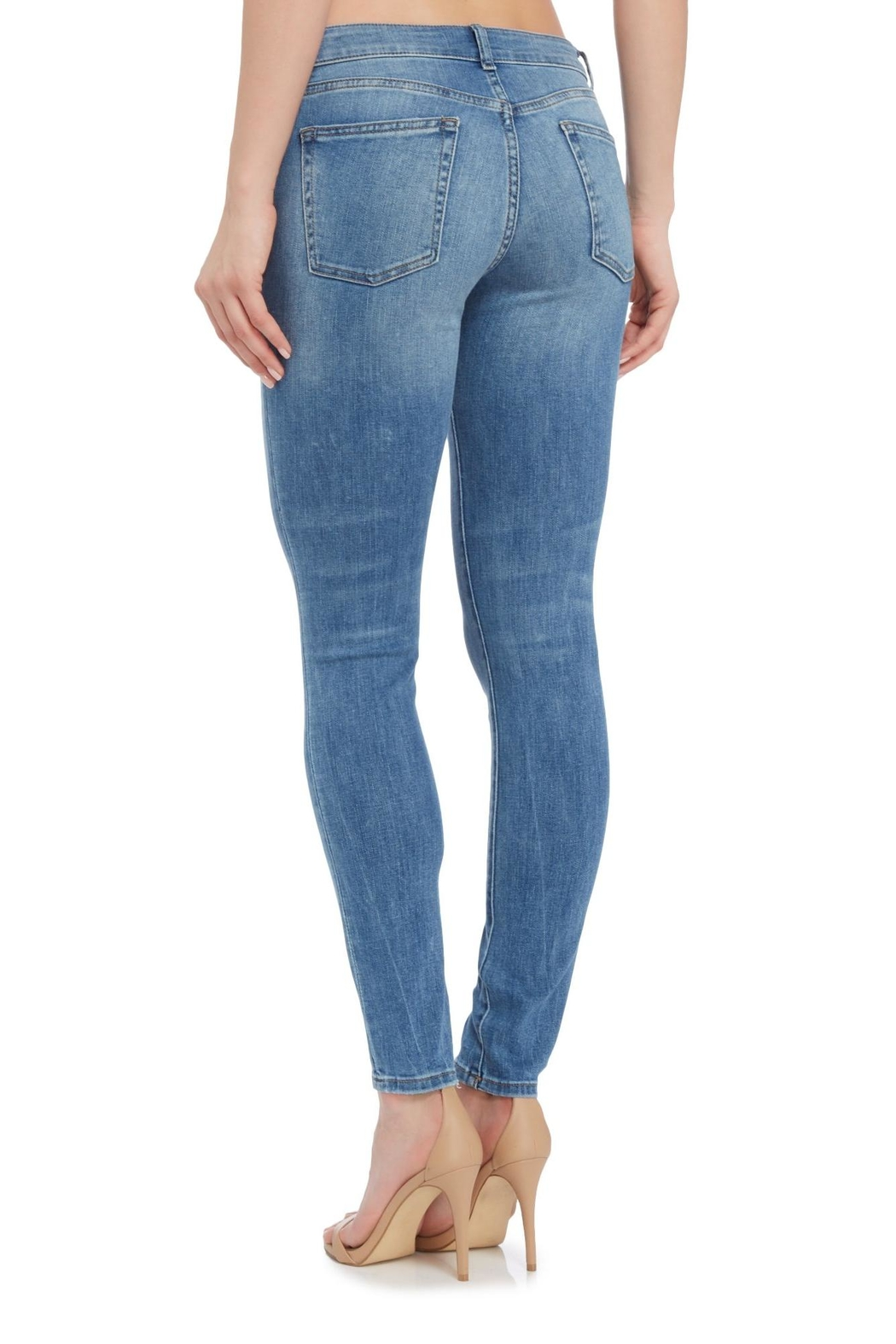 DL1961 Florence Skinny Atwood - Front Full Image