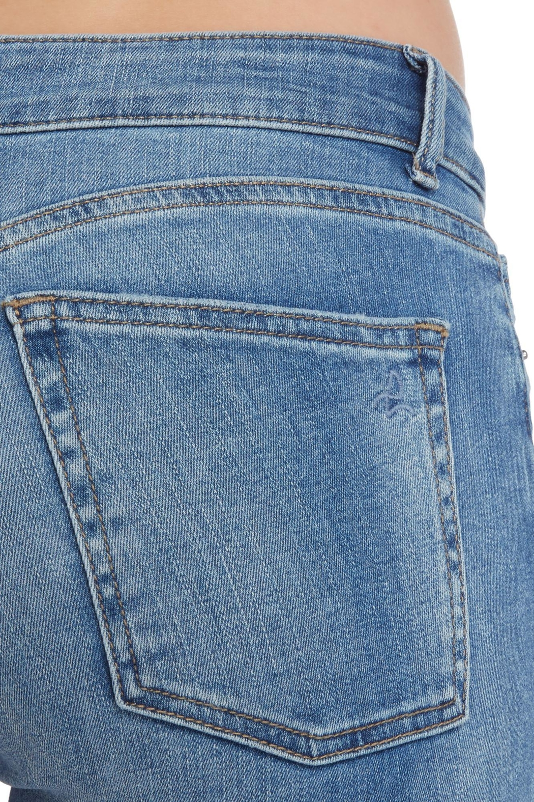 DL1961 Florence Skinny Atwood - Side Cropped Image