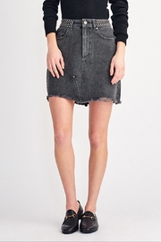 DL1961 Georgia High Rise Skirt Wilder - Side cropped