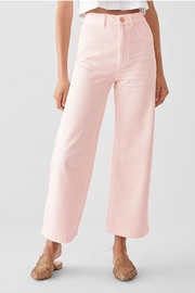 DL1961 Hepburn High Rise Wide Leg - Front cropped