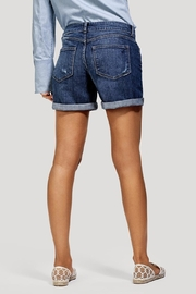 DL1961 Karlie Boyfriend Short - Front full body