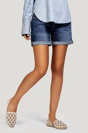 DL1961 Karlie Boyfriend Short - Front cropped
