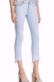 DL1961 Mara Instasculpt Step-Hem Straight Jeans  - Product Mini Image