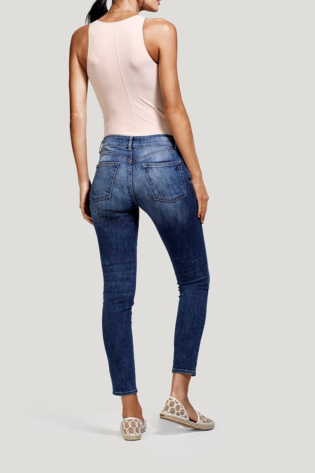 DL1961 Margaux Mini Jeans - Front Full Image